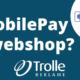 MobilePay Webshop